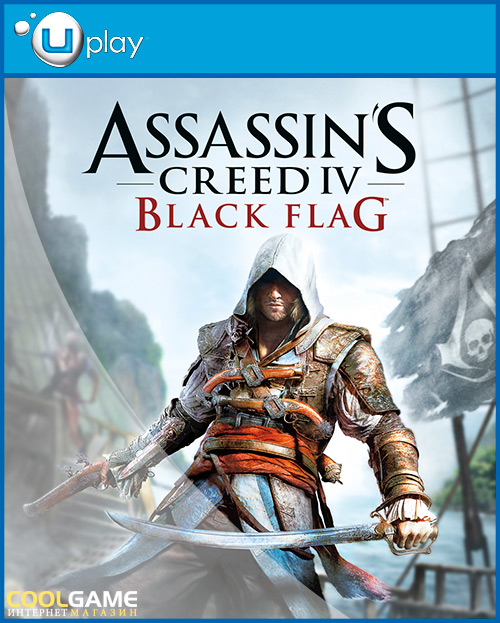 [UPLAY]ASSASSIN'S CREED® IV BLACK F...