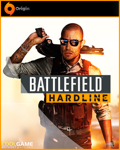 [ORIGIN]Battlefield Hardline