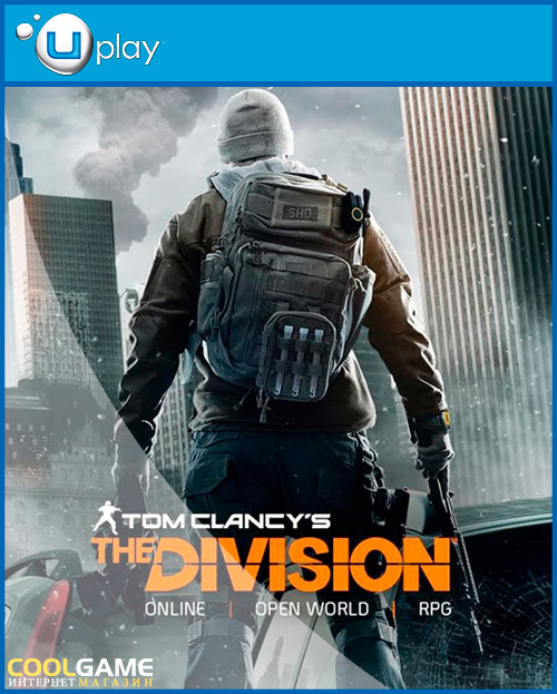 [UPLAY]TOM CLANCYS THE DIVISION