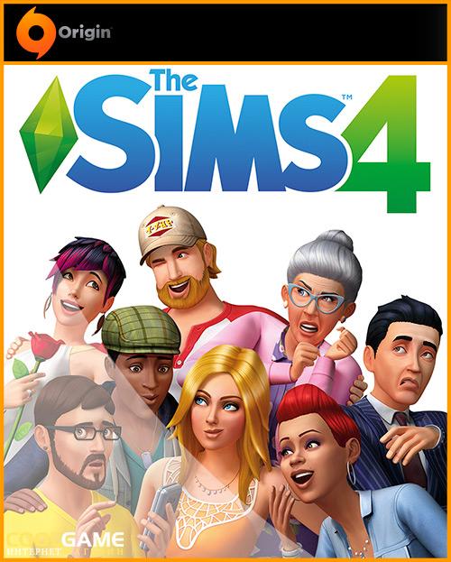 [ORIGIN]The Sims 4