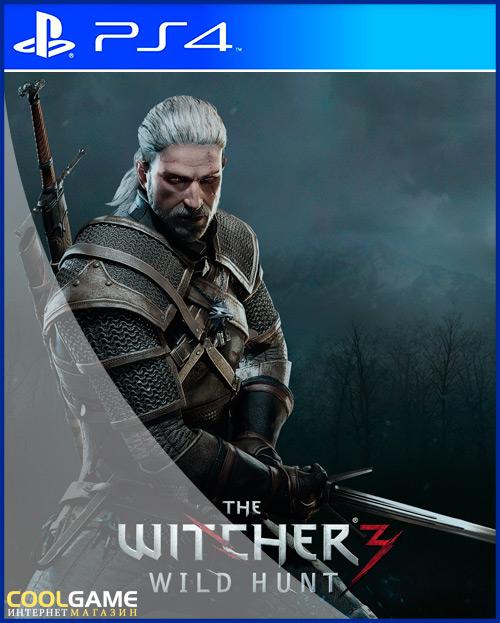 [PS4]Ведьмак 3: Дикая Охота The Witcher 3: Wild Hunt