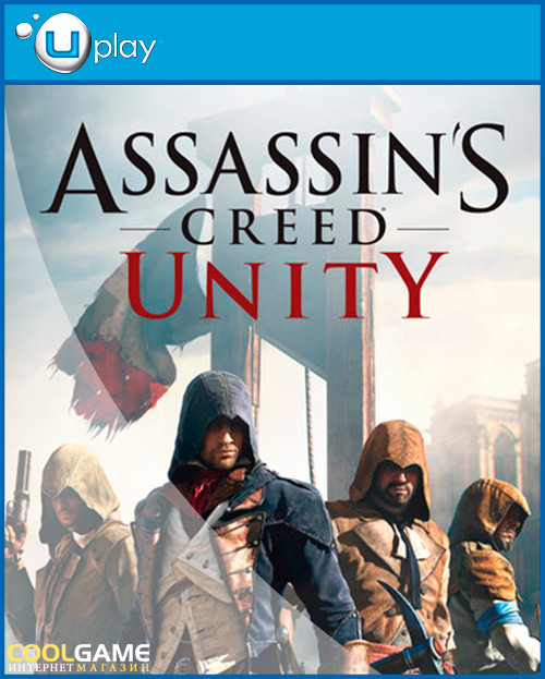 [UPLAY]ASSASSIN'S CREED® ЕДИНСТВО...