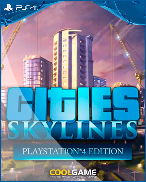 [PS4]Cities: Skylines - PlayStation...