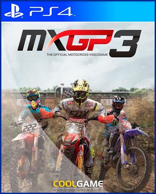 [PS4]MXGP3