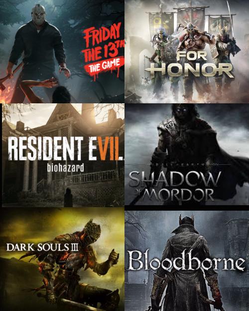 [PS4]Подборка игр - слэшеров PS4...