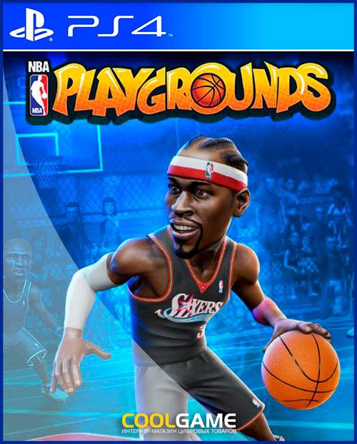 NBA Playgrounds Аренда игры 10 дней...