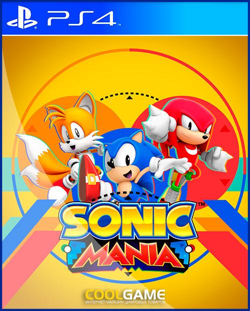[PS4]Sonic Mania