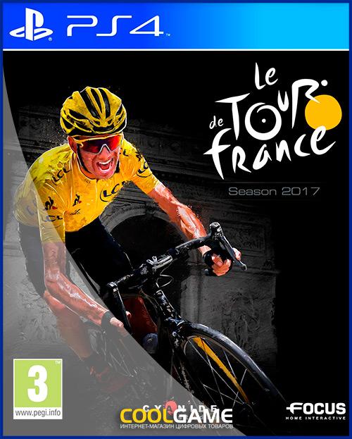 [PS4]Tour de France 2017