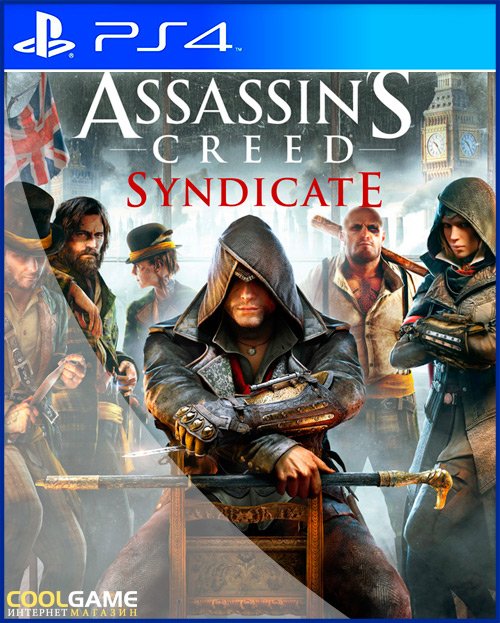 [PS4]Assassin's Creed Syndicate