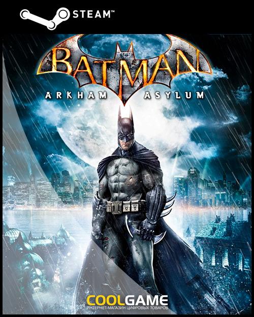 [Steam]Batman Arkham Asylum Game of...
