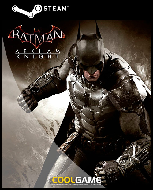 [Steam]Batman: Arkham Knight