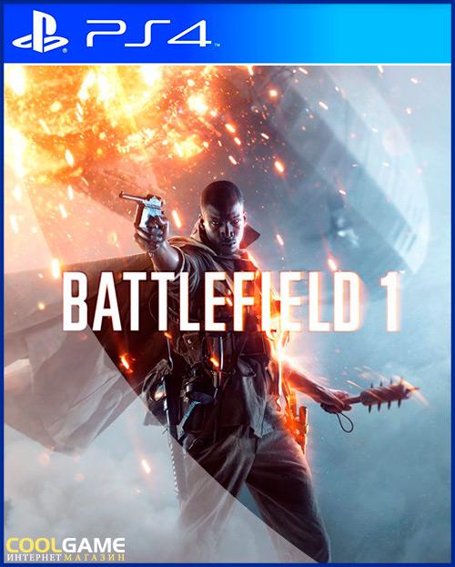 [PS4]Battlefield 1