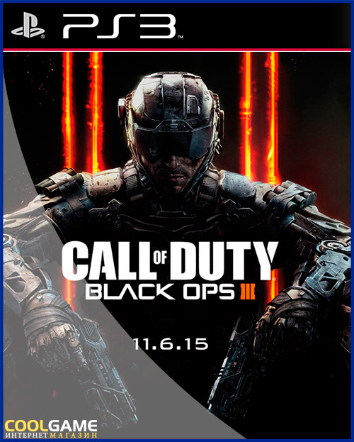 [PS3]Call of Duty: Black Ops 3