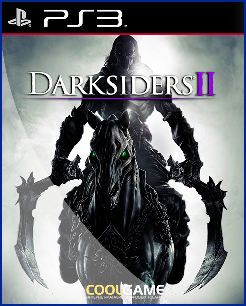 Darksiders II [PS3\RUS] Русскоязычн...