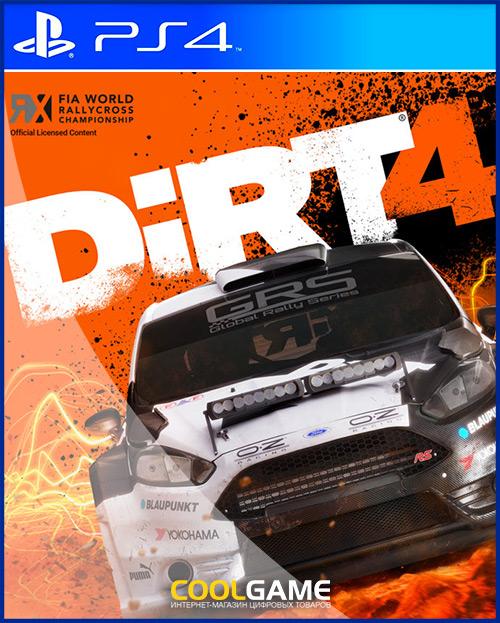 [PS4]Dirt 4