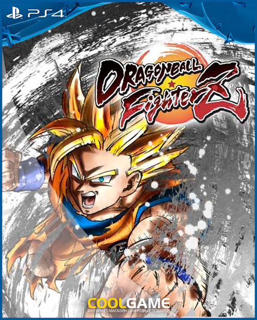 [PS4]DRAGON BALL FIGHTERZ