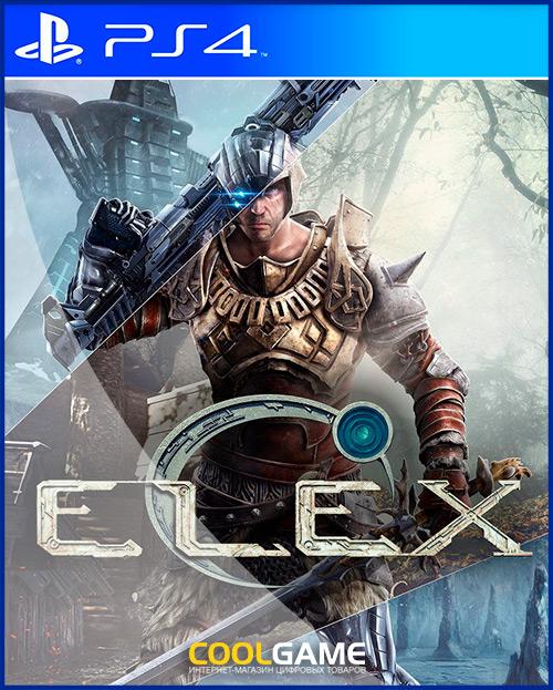 [PS4]ELEX