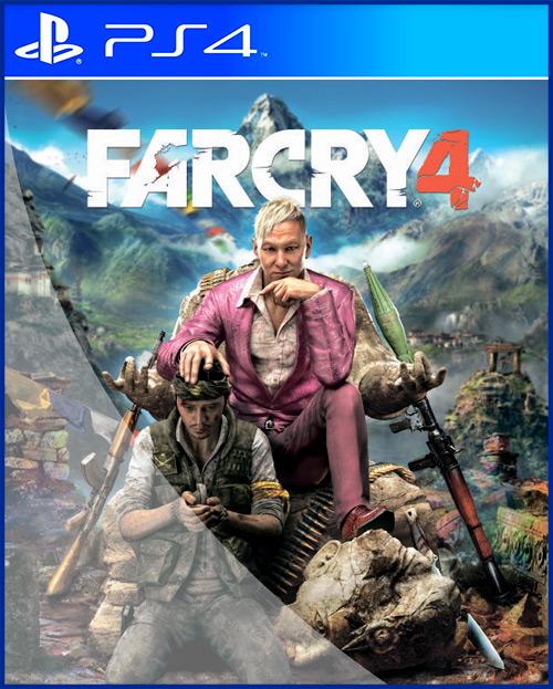 [PS4]Far Cry 4