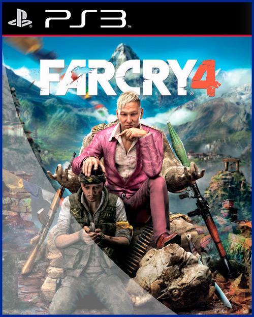 [PS3]Far Cry 4