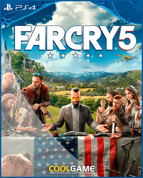[PS4]Far Cry 5