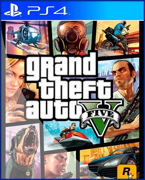 [PS4]Grand Theft Auto V