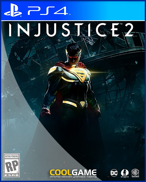 Injustice 2 Аренда игры 10 дней...