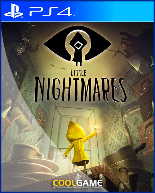 [PS4]Little Nightmares