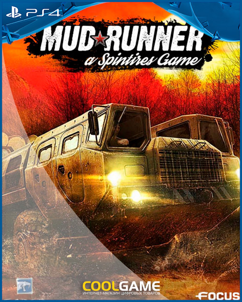 [PS4]Spintires: MudRunner
