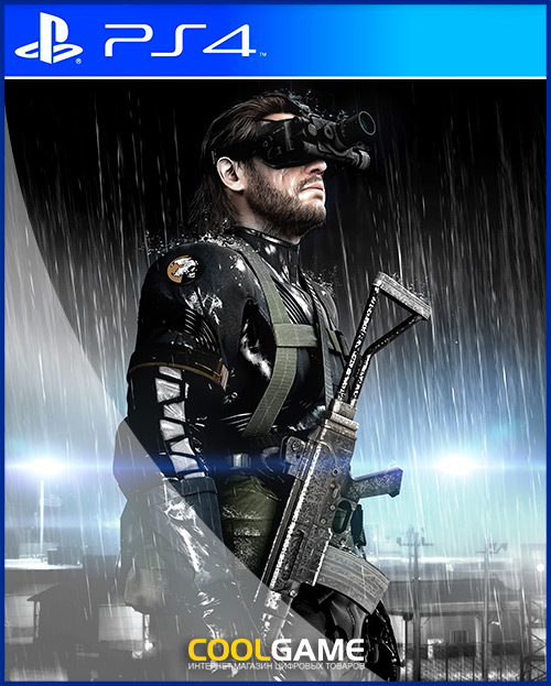 [PS4]METAL GEAR SOLID V Аренда игры...