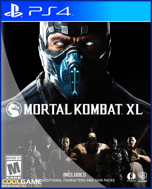 Mortal Kombat XL Аренда игры 10 дне...