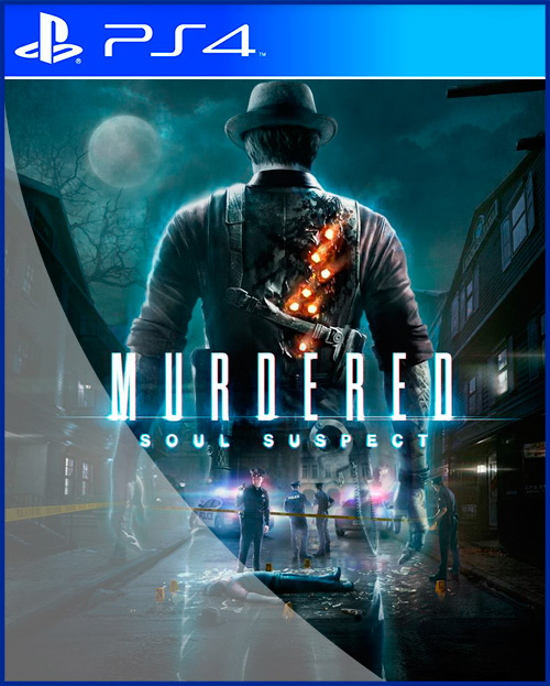 Murdered: Soul Suspect [PS4\RUS]