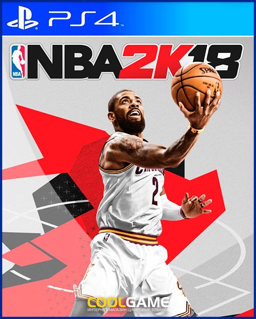 [PS4]NBA 2K18