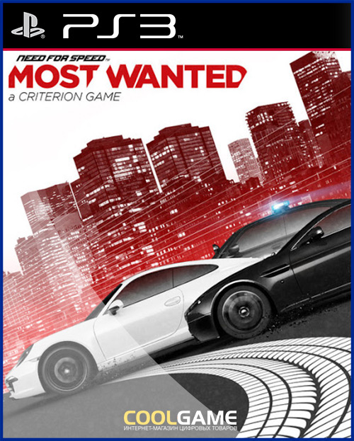 [PS3]Need For Speed Most Wanted