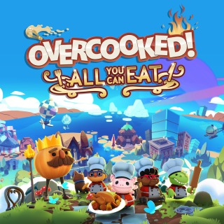 Overcooked! All You Can Eat Продажа игры