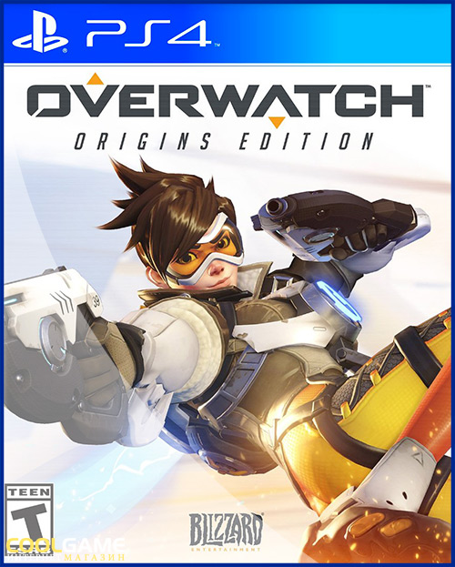 [PS4]Overwatch: Origins Edition