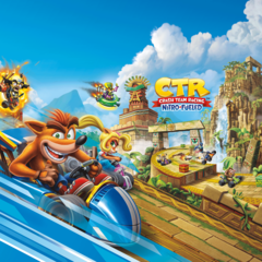 Crash™ Team Racing Nitro-Fueled Продажа игры