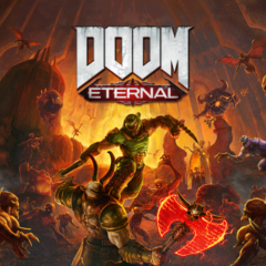 DOOM Eternal Standard Edition Продажа игры