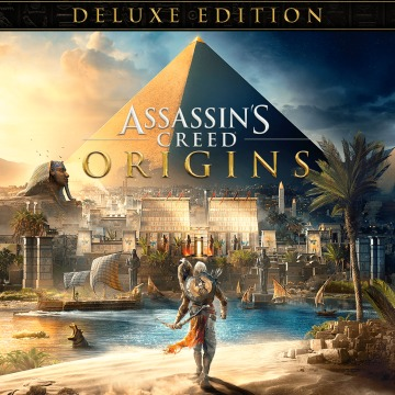 Assassins Creed Истоки - DELUXE EDITION Прокат игры 10 дней