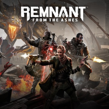 Remnant: From the Ashes Прокат игры 10 дней