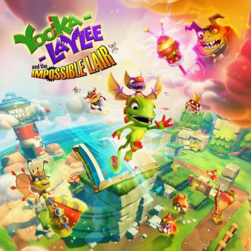 Yooka-Laylee and the Impossible Lair (Pre-Order) Продажа игры