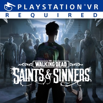 The Walking Dead: Saints and Sinners Продажа игры