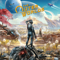The Outer Worlds Продажа игры...