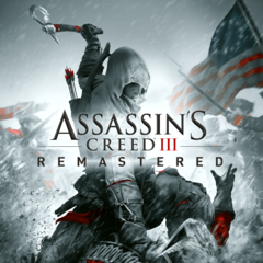 Assassins Creed III Remastered Прокат игры 10 дней