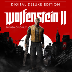 Wolfenstein II: The New Colossus Deluxe Edition Продажа игры