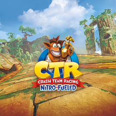 Crash Team Racing Nitro-Fueled Прокат игры 10 дней