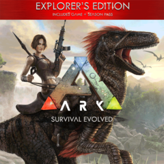 ARK: Survival Evolved Explorers Edition Прокат игры 10 дней