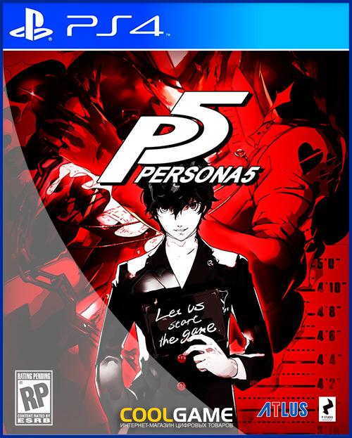 [PS4]Persona 5
