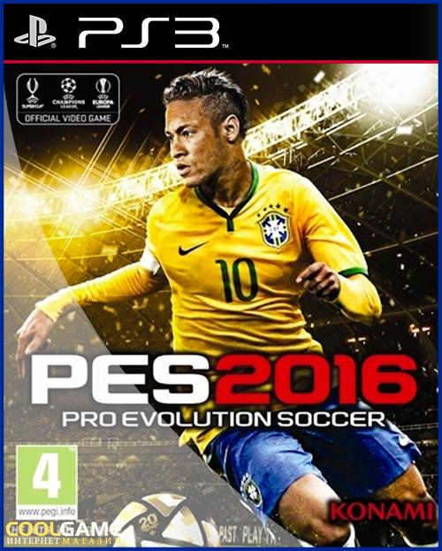 [PS3]PES 2016 Pro Evolution Soccer