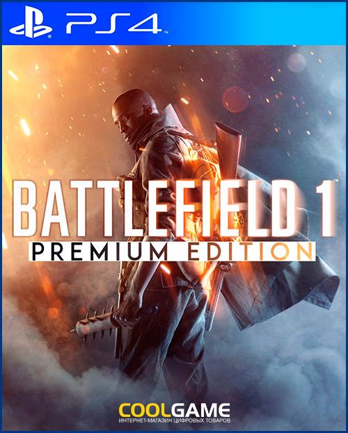 Battlefield 1 Premium Edition Прока...