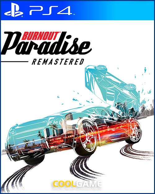 Burnout Paradise Remastered Продажа игры